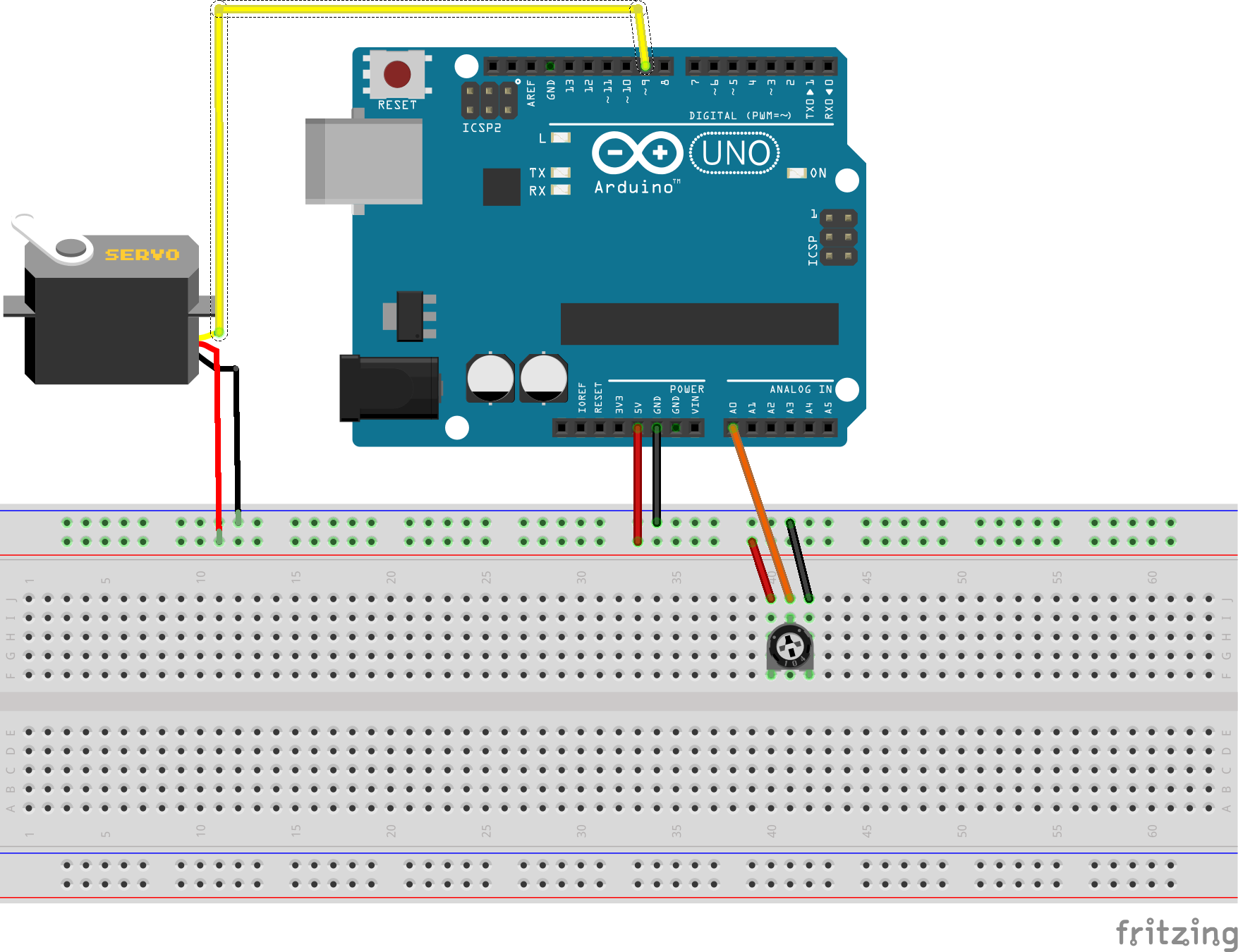 HEART RATE MONITORING SYSTEM USING FINGER
